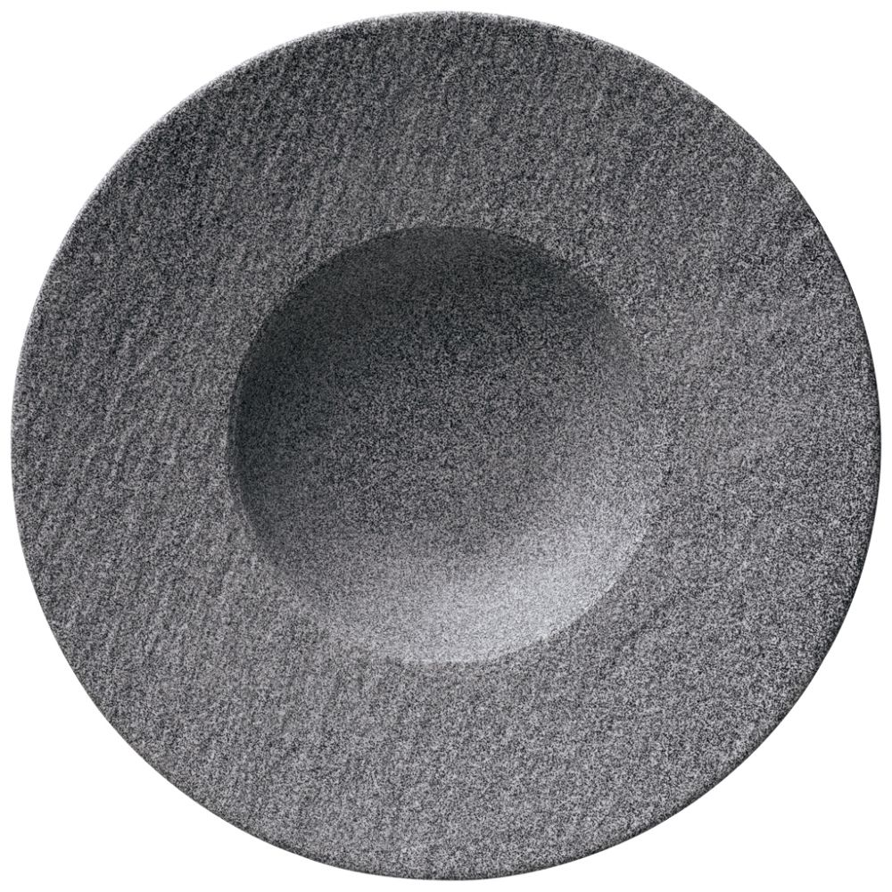 Pastateller 28x28x5cm Manufacture Rock Granit Villeroy und Boch
