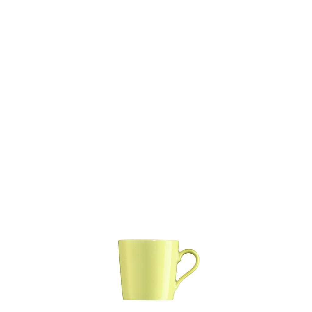 Espresso-/Mokka-Obertasse Tric Gelb Arzberg