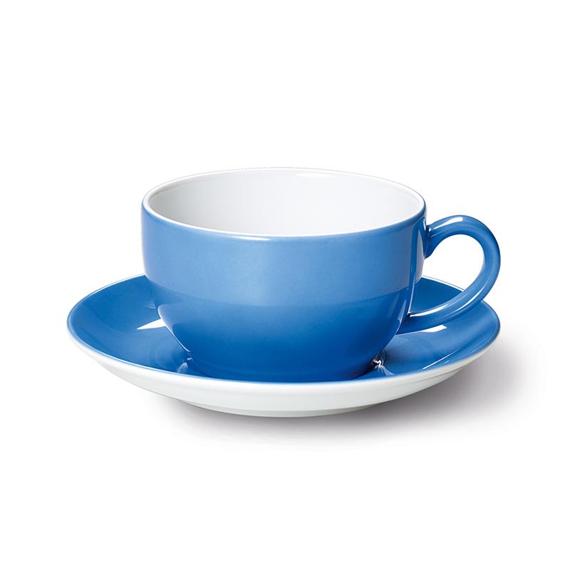 Cappuccino-Obertasse 0,30 l Solid Color Lavendelblau Dibbern