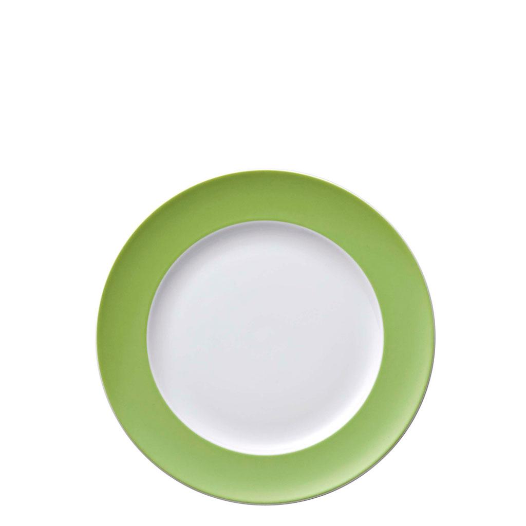 Frühstücksteller 22 cm Sunny Day Apple Green Thomas Porzellan