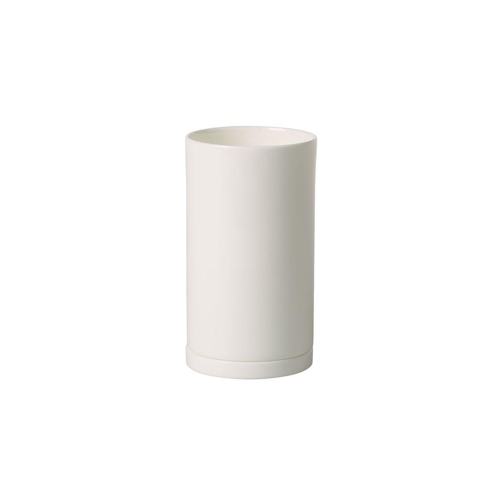 Teelichthalter 7,5x7,5x13cm MetroChic blanc Gifts Villeroy und Boch