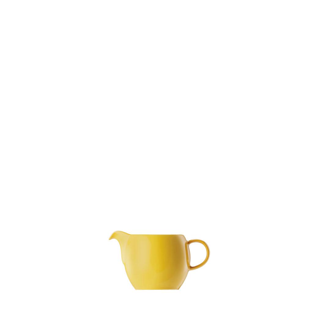 Milchkännchen 6 P. Sunny Day Yellow Thomas Porzellan