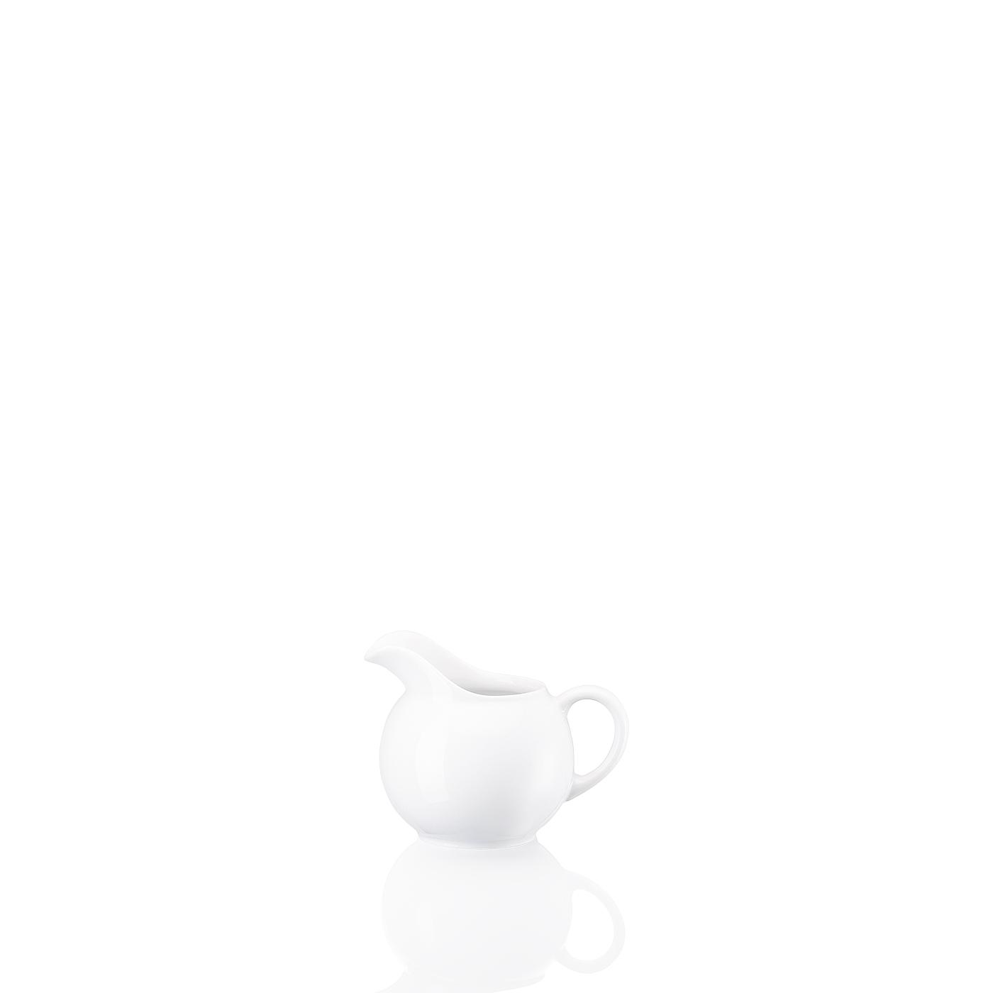 Milchkännchen 6 P. Form 1382 Weiss Arzberg