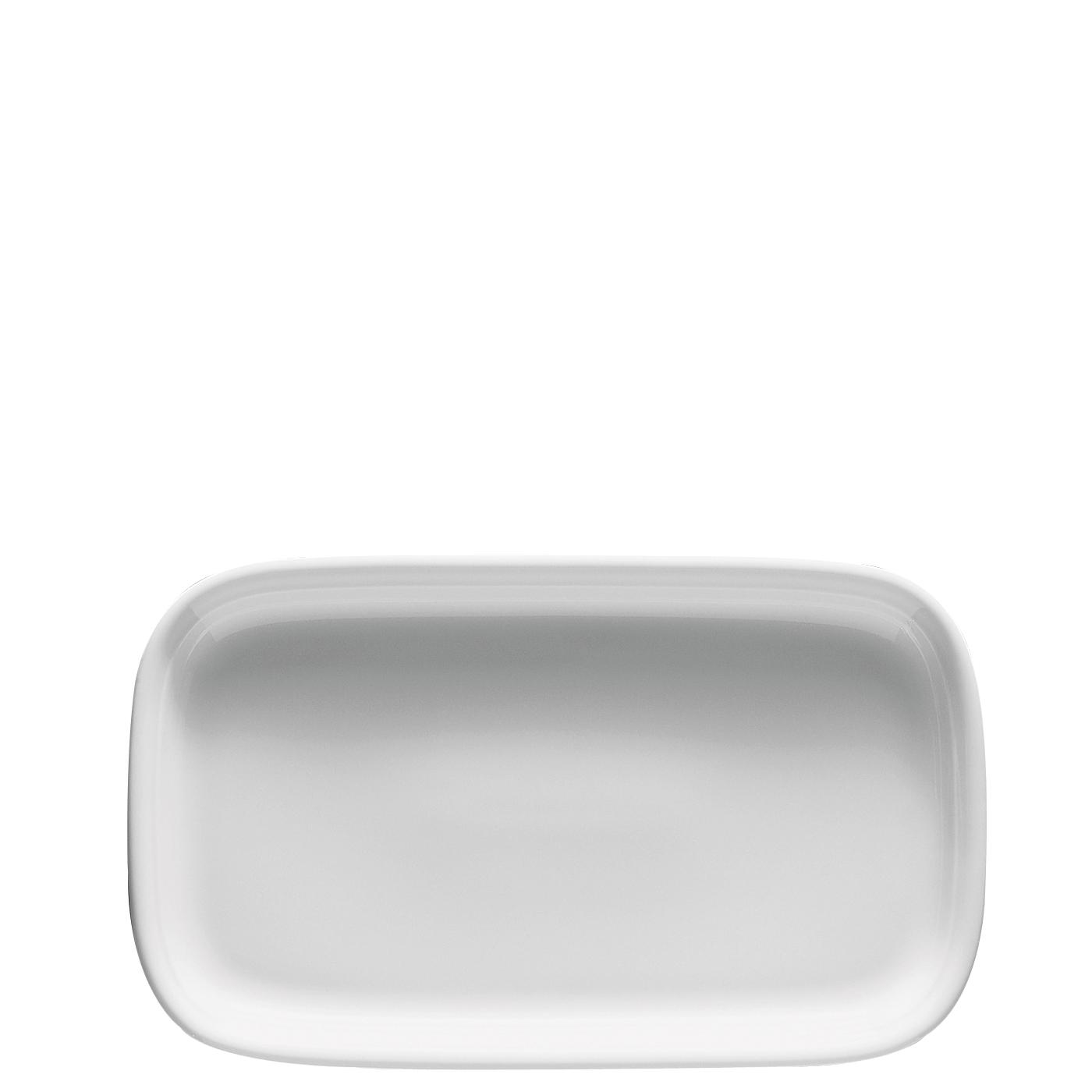 Milch-/Zucker-Tablett Trend Weiss Thomas Porzellan