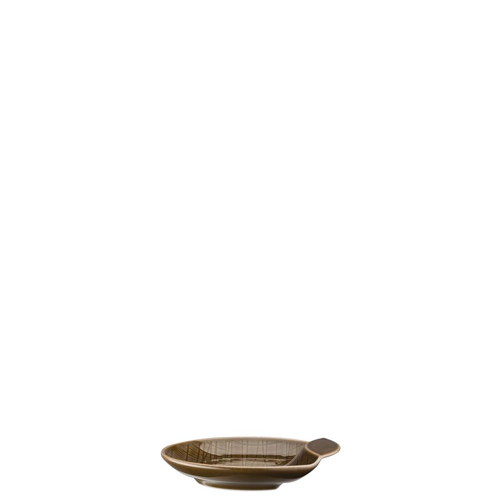Schale flach 12 cm Mesh Colours Walnut Rosenthal