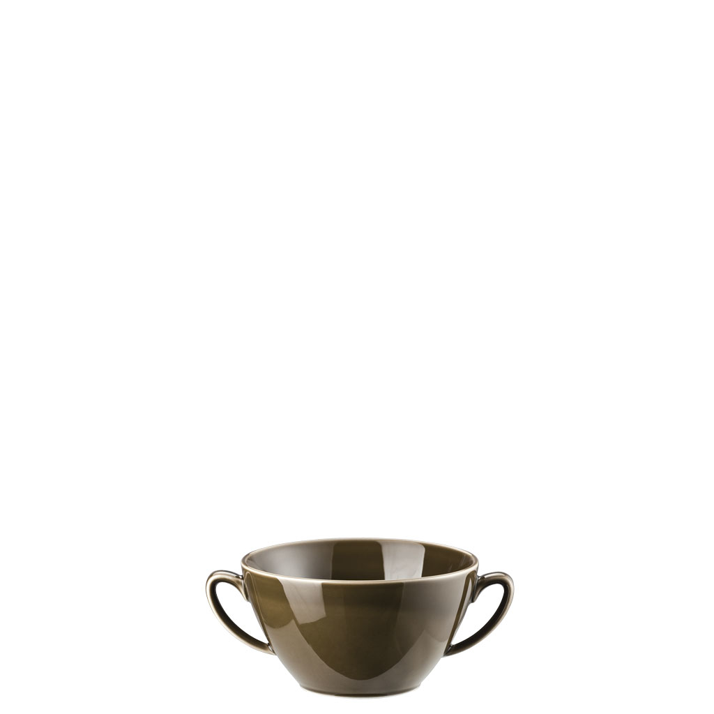 Suppen-Obertasse Mesh Colours Walnut Rosenthal