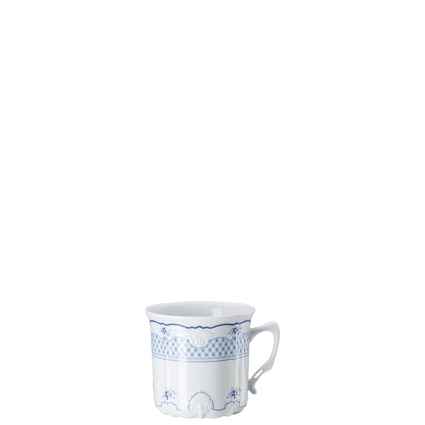 Kaffee-Obertasse groß Baronesse Estelle Hutschenreuther