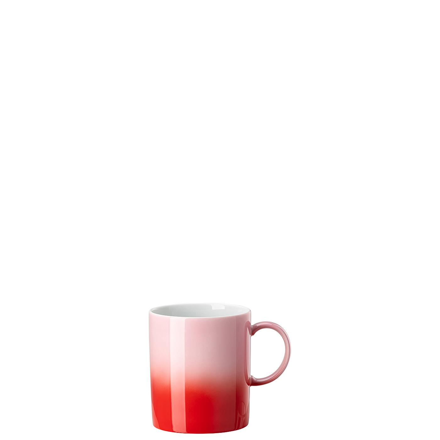 Becher mit Henkel BeColour Susa Pink Thomas Porzellan