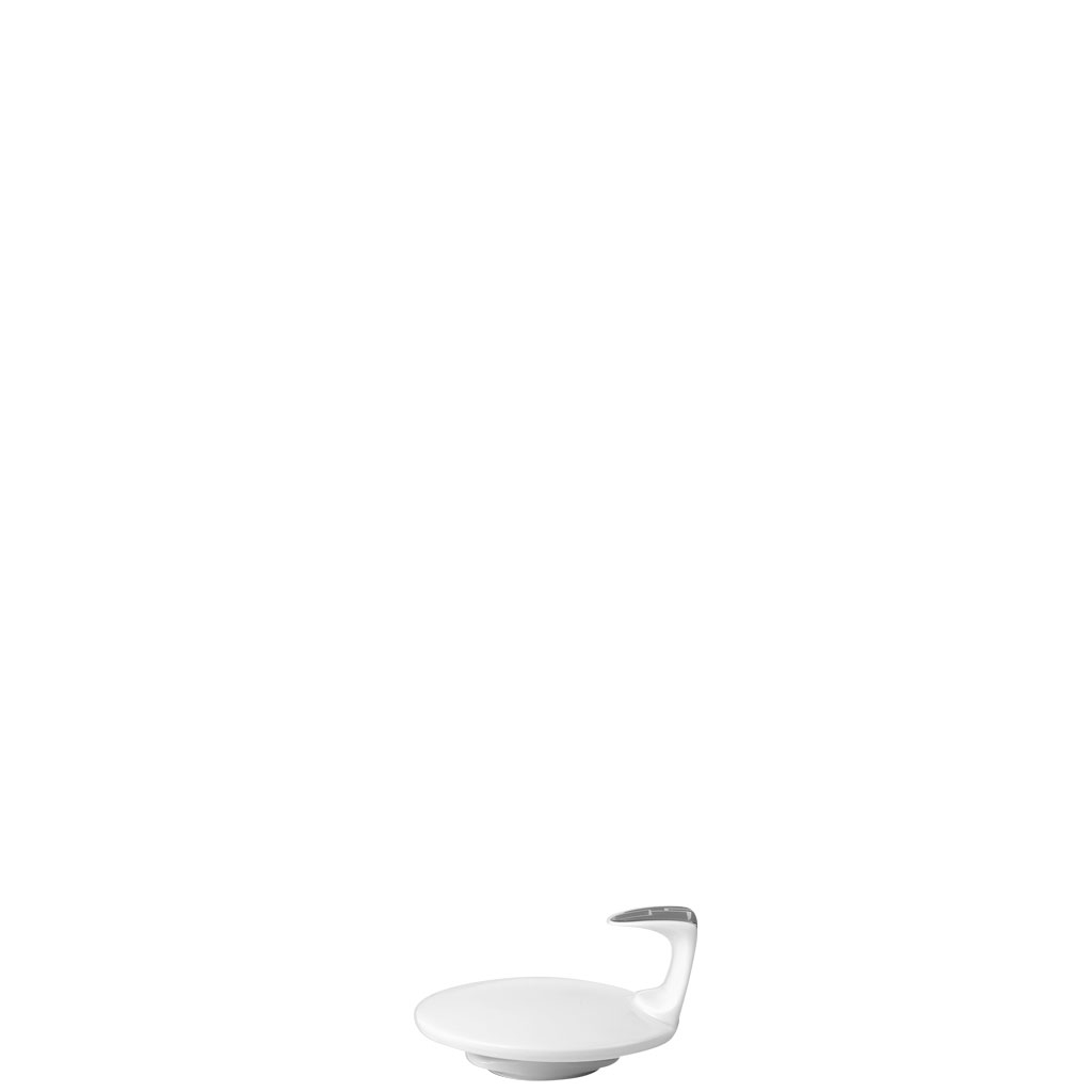 Deckel mit Siebhalterung TAC Gropius Skin Platin Rosenthal Studio Line