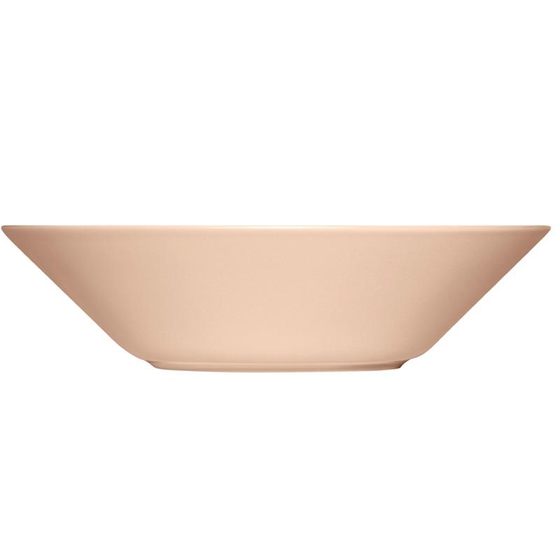 Teller tief - 21cm - puder Teema Poeder roze Iittala
