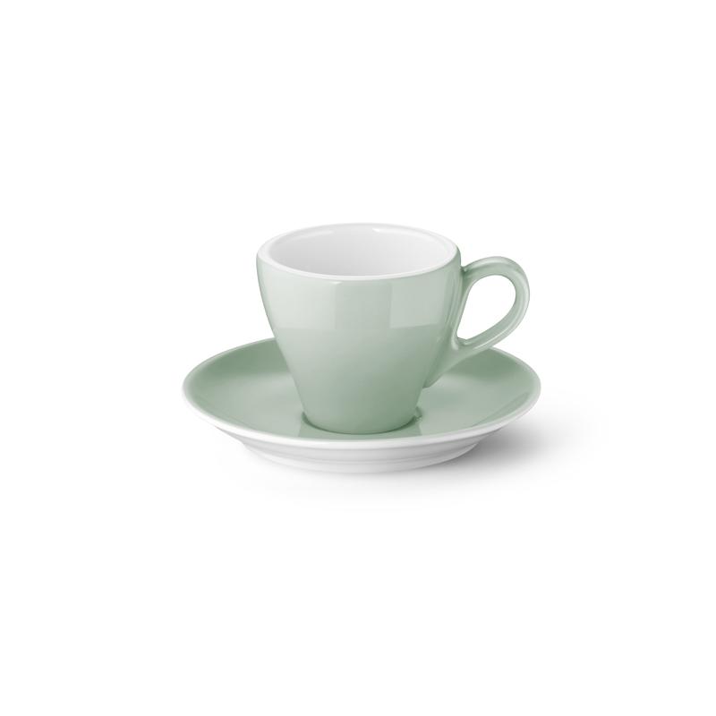 Espresso-Untertasse Classico Solid Color Salbei Dibbern