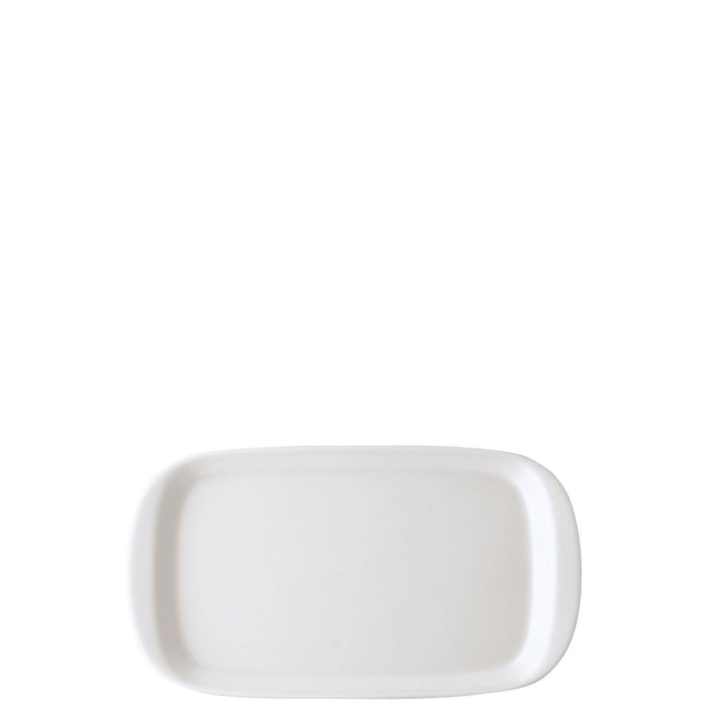 Milch-/Zucker-Tablett Form 2000 Weiss Arzberg