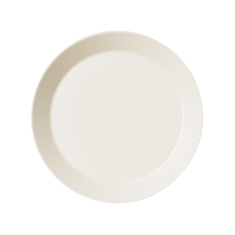 Teller - 23 cm - Weiss Teema white Iittala