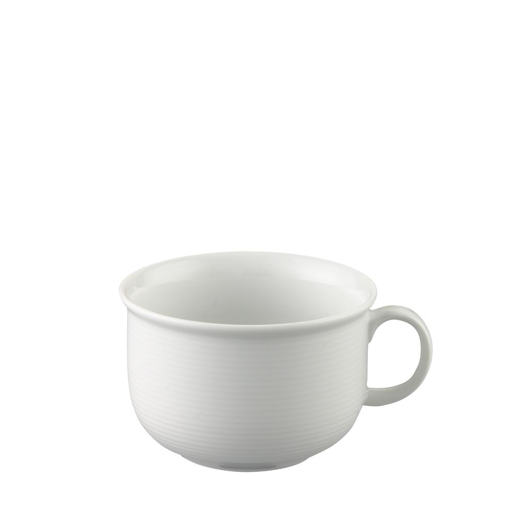 Cappuccino-Obertasse Trend Weiss Thomas Porzellan
