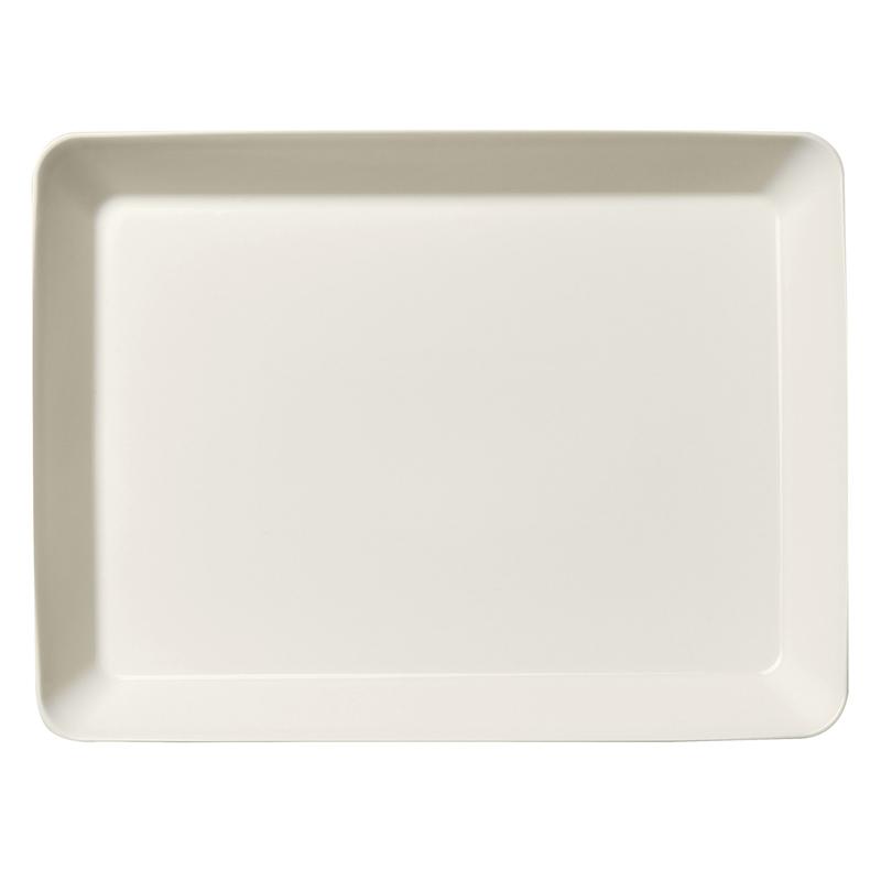 Schale - 24 x 32 cm - Weiss Teema white Iittala