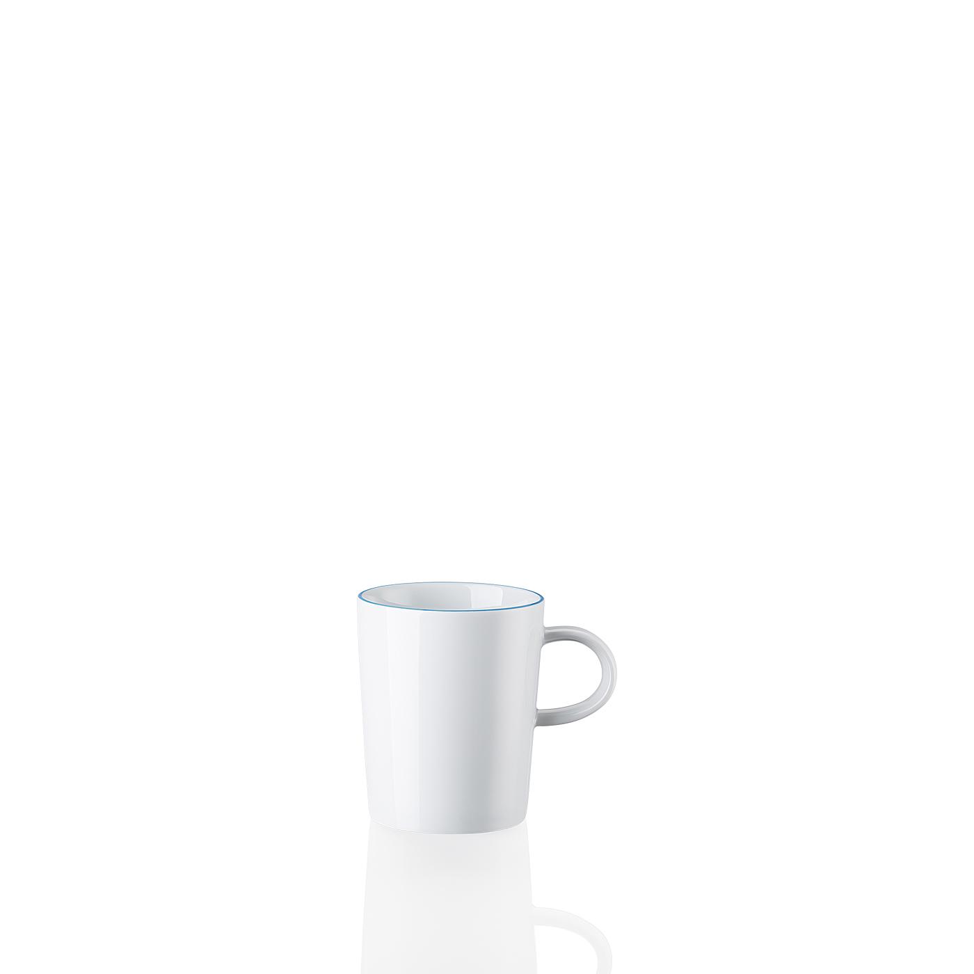 Becher mit Henkel Cucina-Basic Colori Blue Arzberg