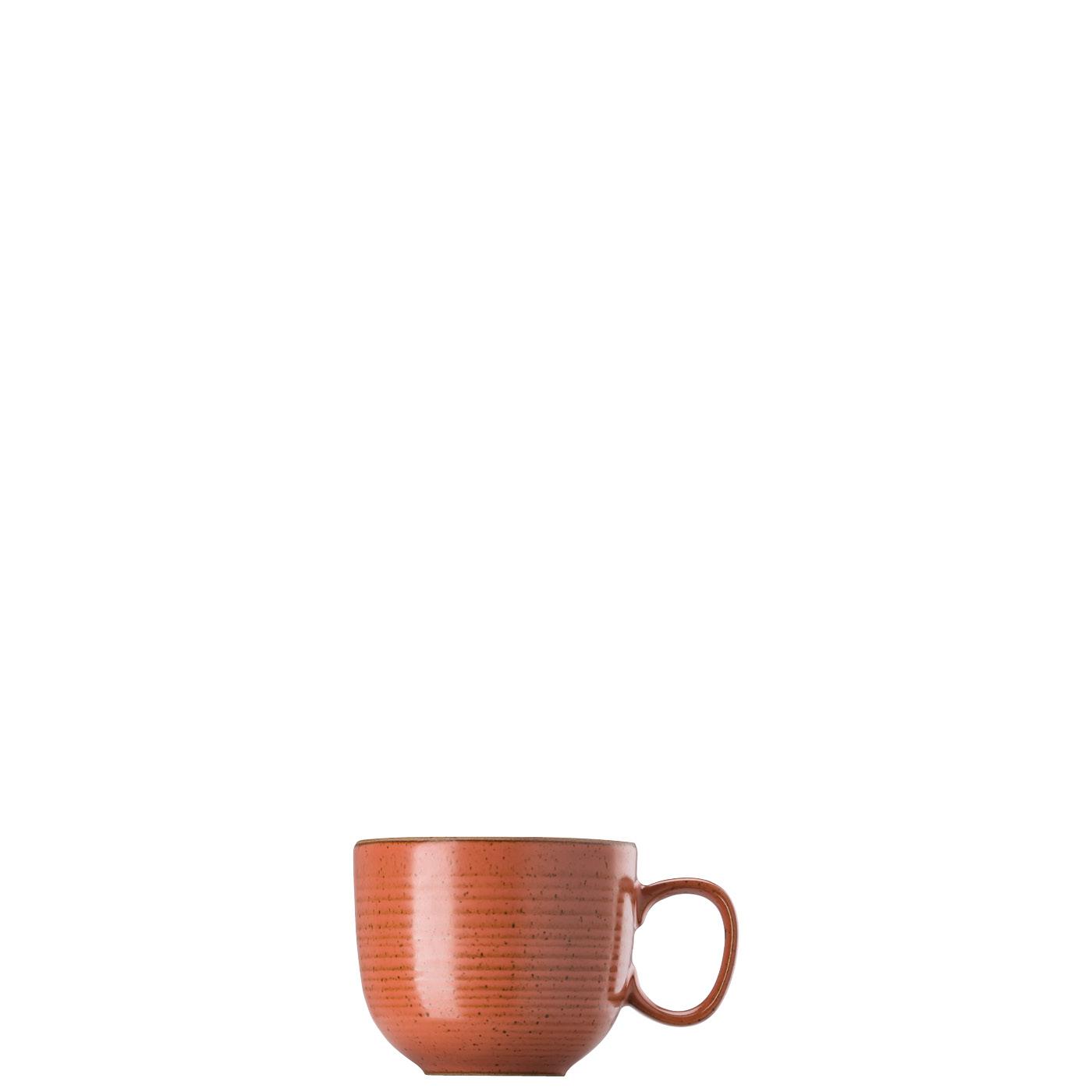 Cappuccino-Obertasse Thomas Nature Coral Thomas Porzellan