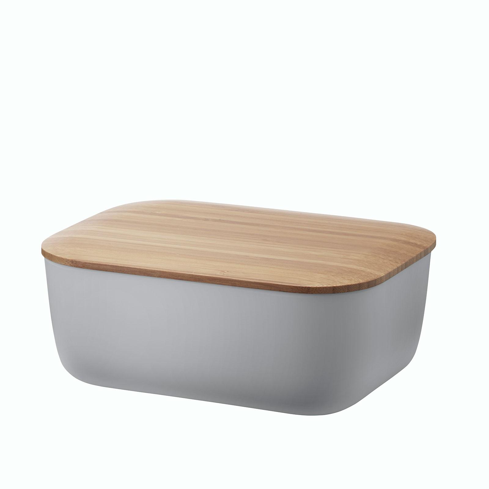 BOX-IT Butterdose Rig-Tig Warm grey Stelton