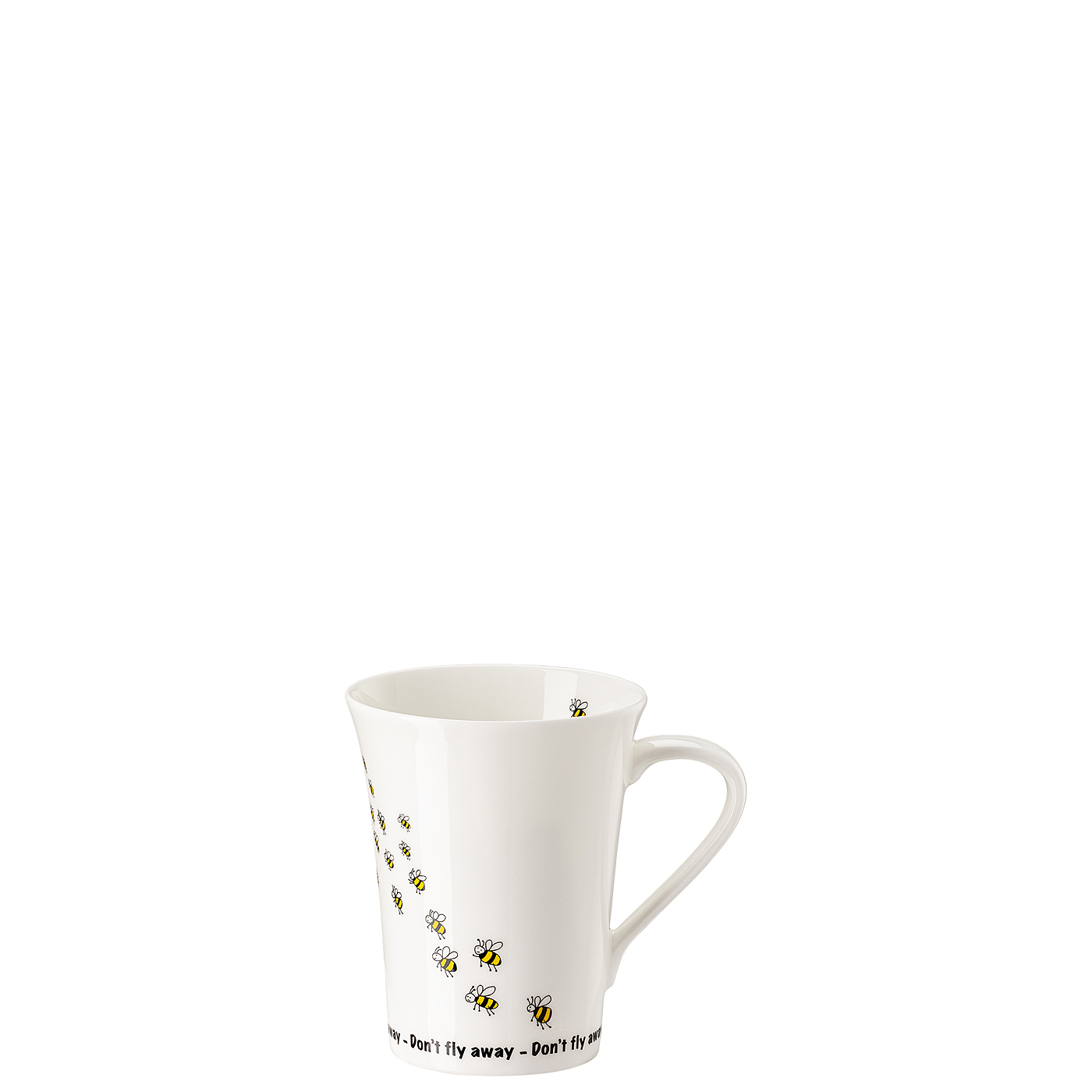 Becher mit Henkel My Mug Collection Bees- Don't fly away Hutschenreuther