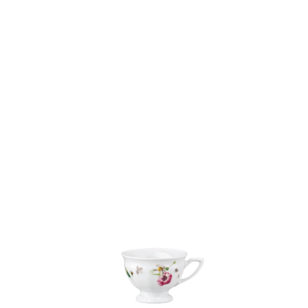 Espresso-/Mokka-Obertasse Maria Pink Rose Rosenthal