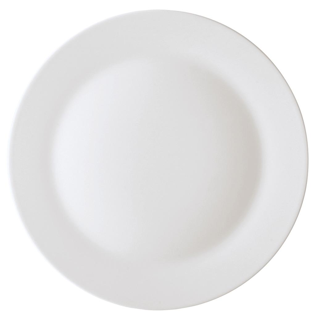 Gourmetteller 32 cm Tric Weiss Arzberg