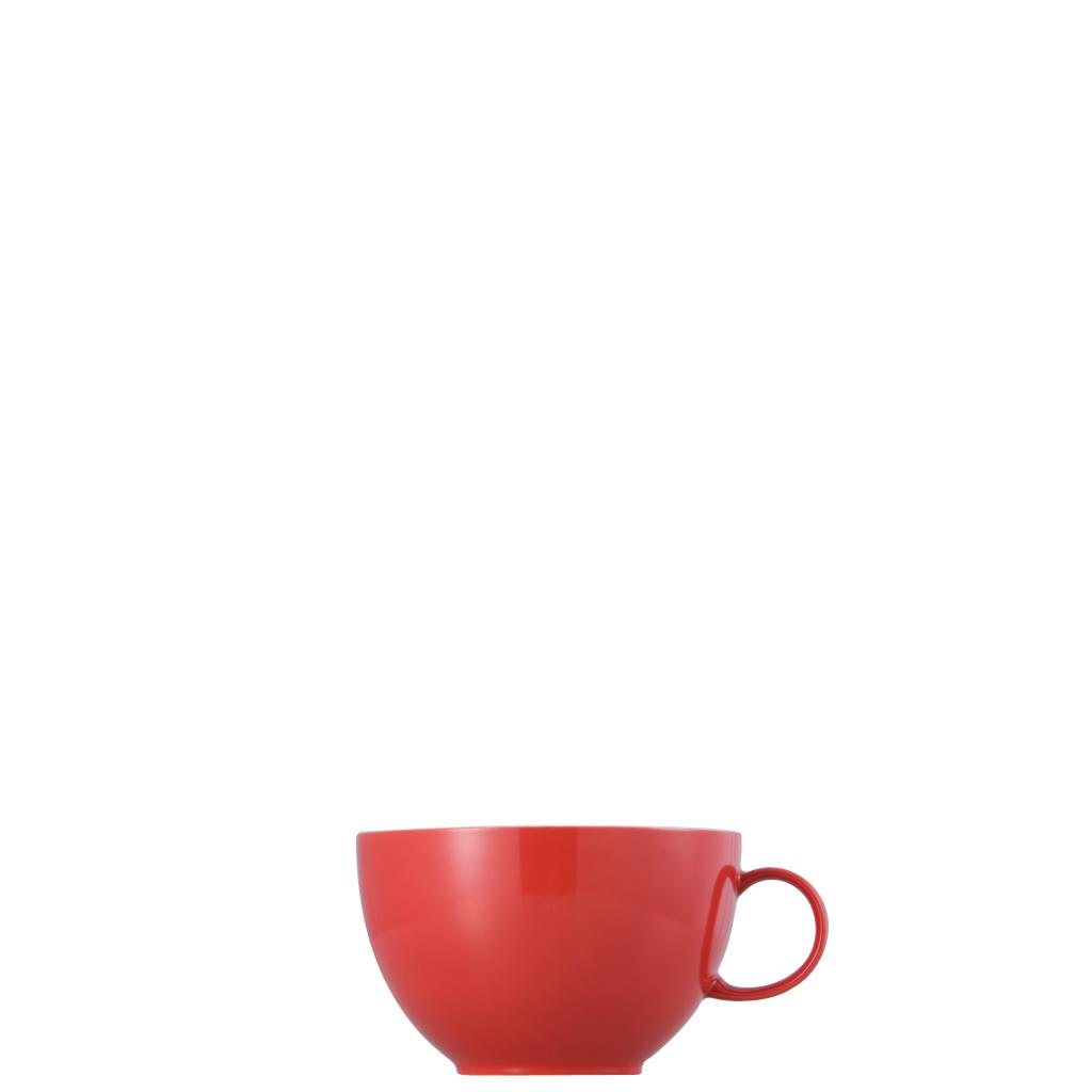 Jumbo-Obertasse Sunny Day New Red Thomas Porzellan