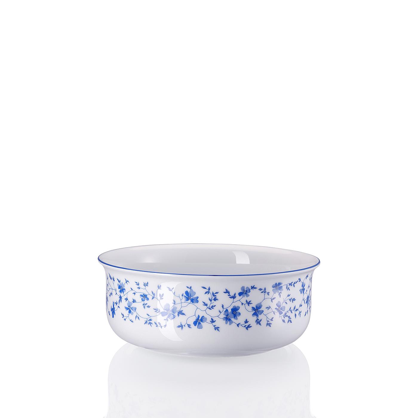 Schüssel 20 cm Form 1382 Blaublüten Arzberg