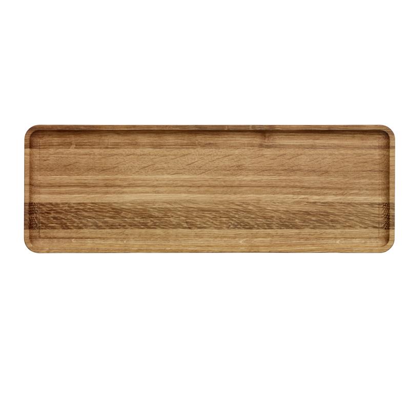 Tablett – 37,8 x 13,3 cm - Eiche Vitriini Iittala