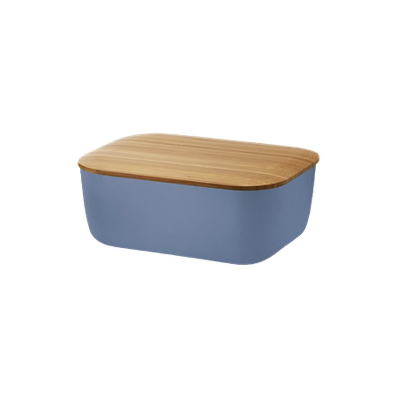 BOX-IT Butterdose Rig-Tig Dark blue Stelton