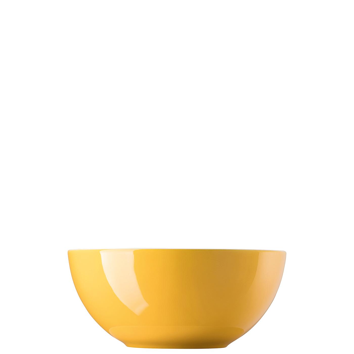 Schüssel 21 cm Sunny Day Yellow Thomas Porzellan