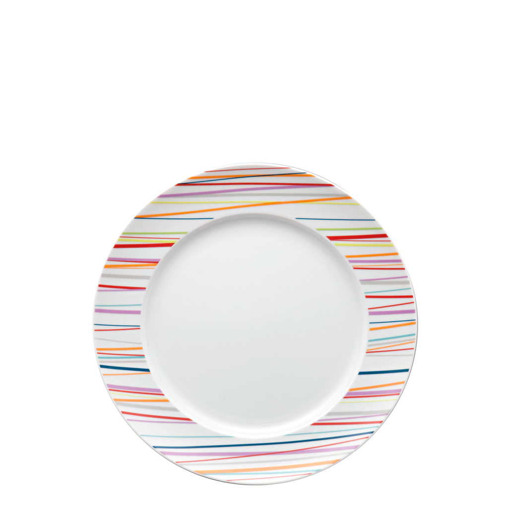 Frühstücksteller 22 cm Sunny Day Sunny Stripes Thomas Porzellan
