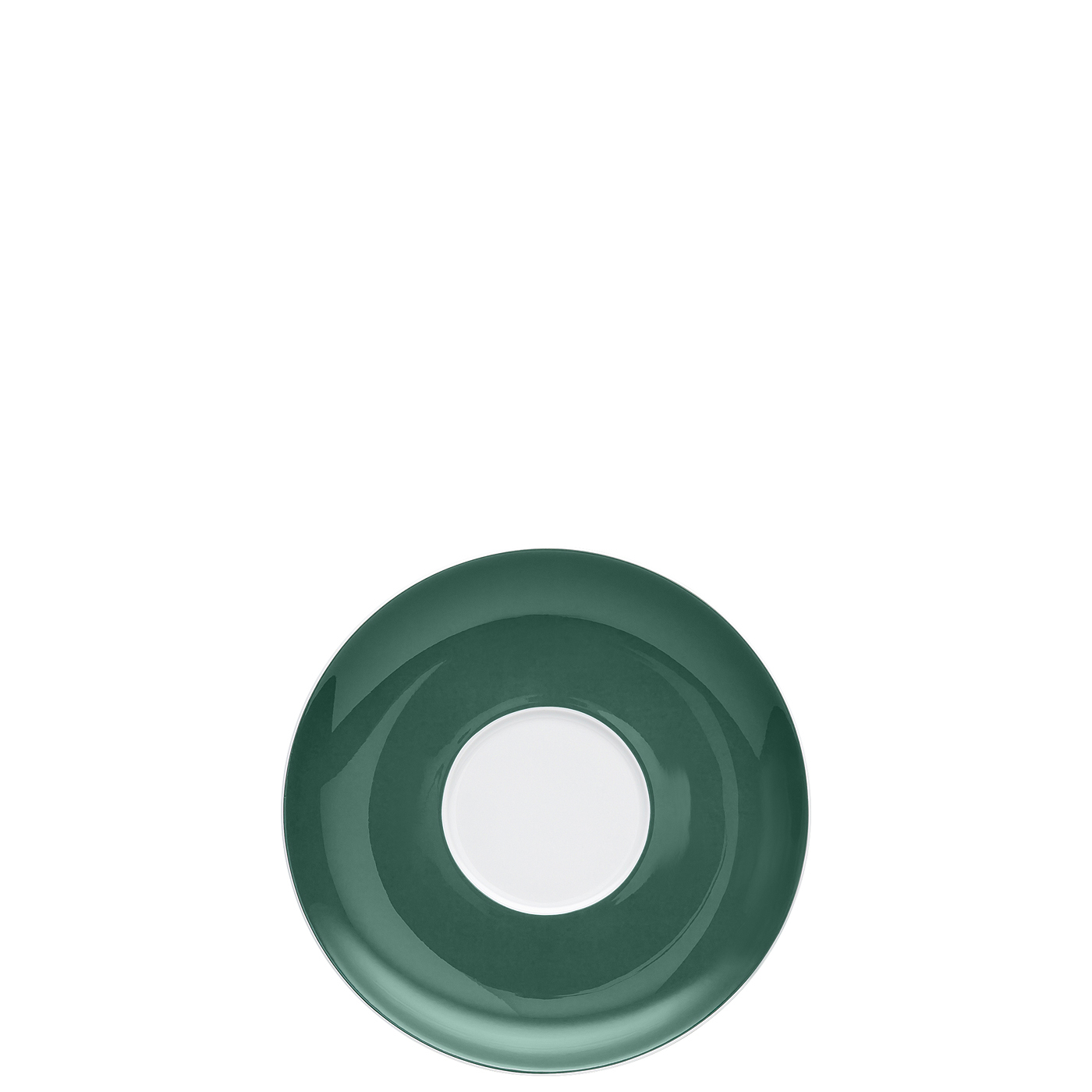 Cappuccino-Untertasse Sunny Day Herbal Green Thomas Porzellan