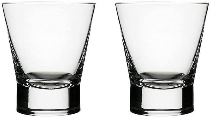 Whiskyglas - 320 ml - Klar - 2 Stück Aarne Iittala