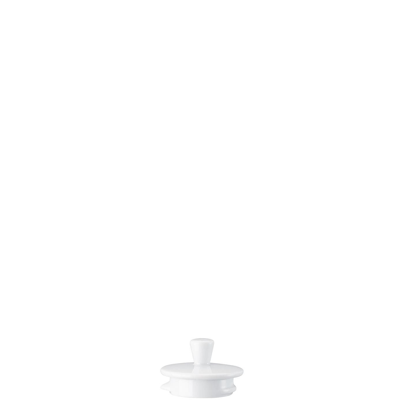 Kaffeekanne 2 P. Deckel Form 1382 Weiss Arzberg