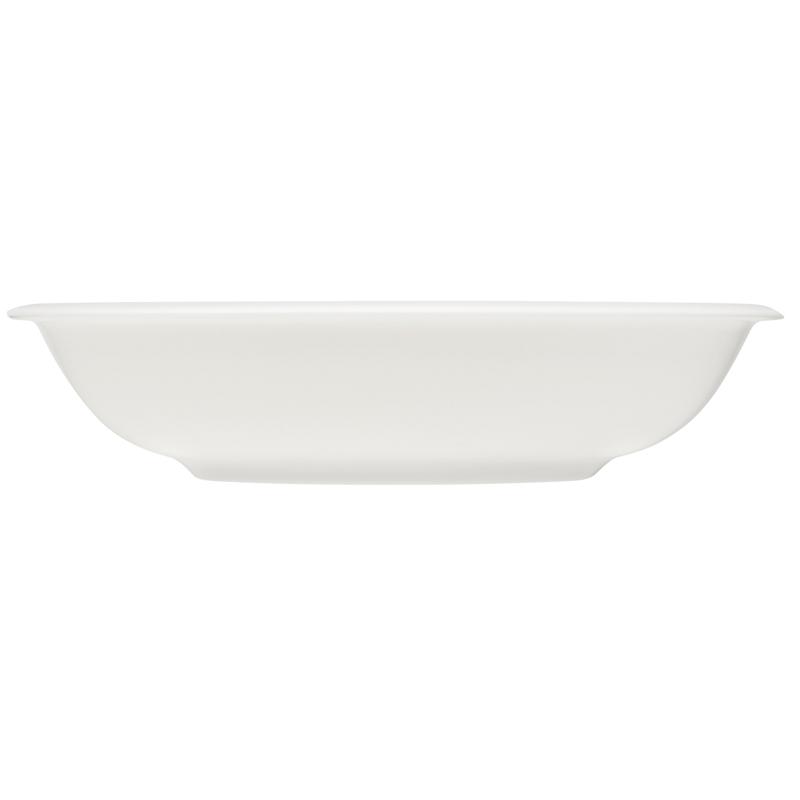 Teller tief - 22cm - Weiss Raami Iittala