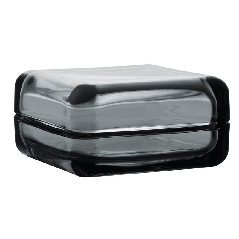 Aufbewahrungsdöschen – 10,8 x 10,8 cm - Grau Vitriini Iittala