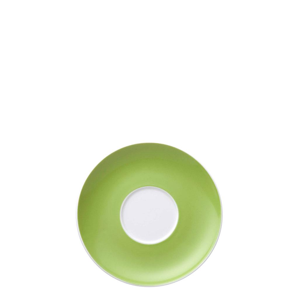 Cappuccino-Untertasse Sunny Day Apple Green Thomas Porzellan