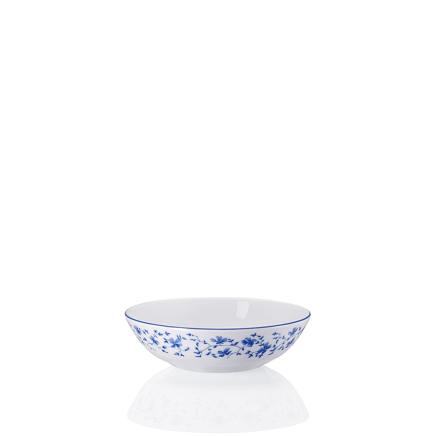 Dessertschale 16 cm Form 1382 Blaublüten Arzberg