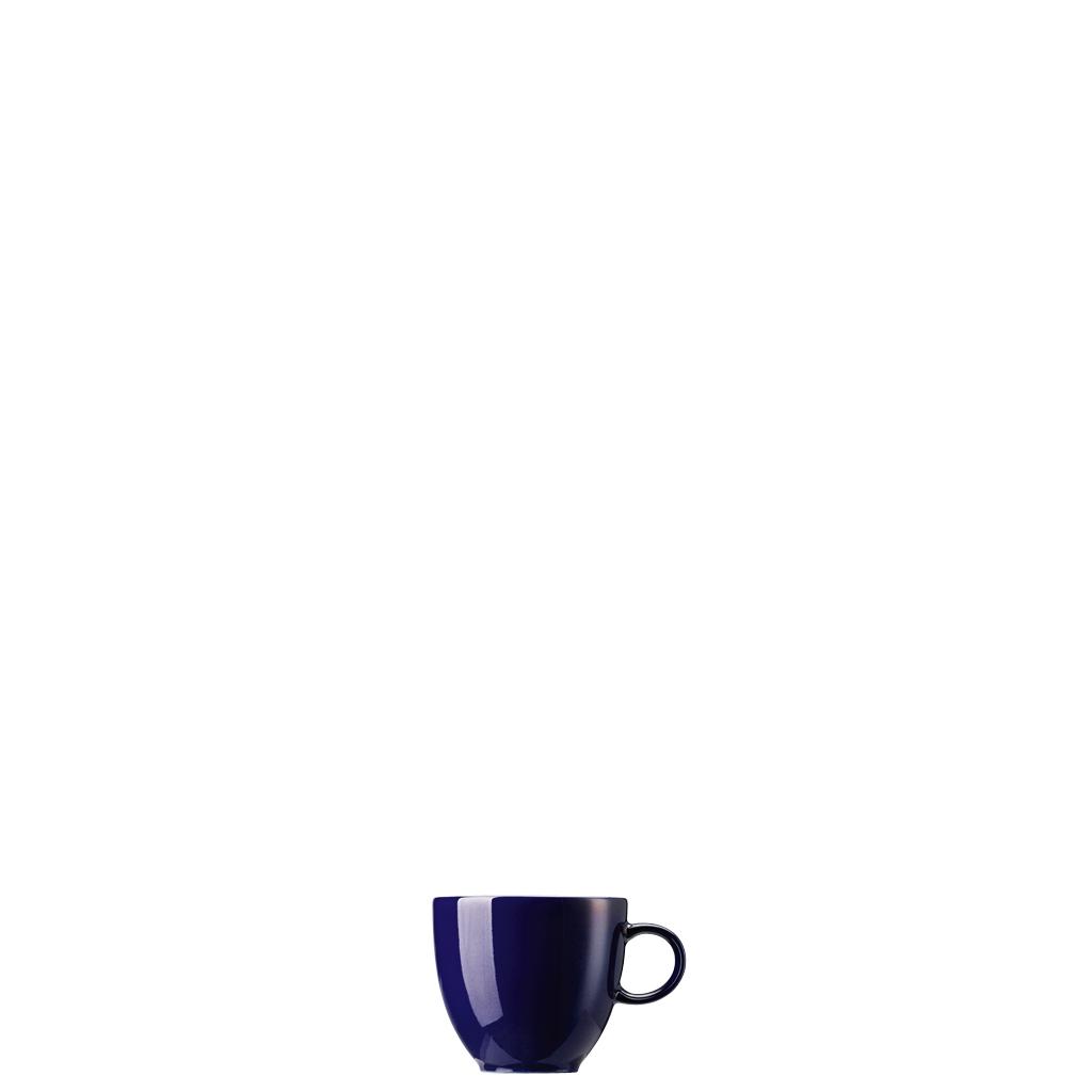 Espresso-/Mokka-Obertasse Sunny Day Cobalt Blue Thomas Porzellan