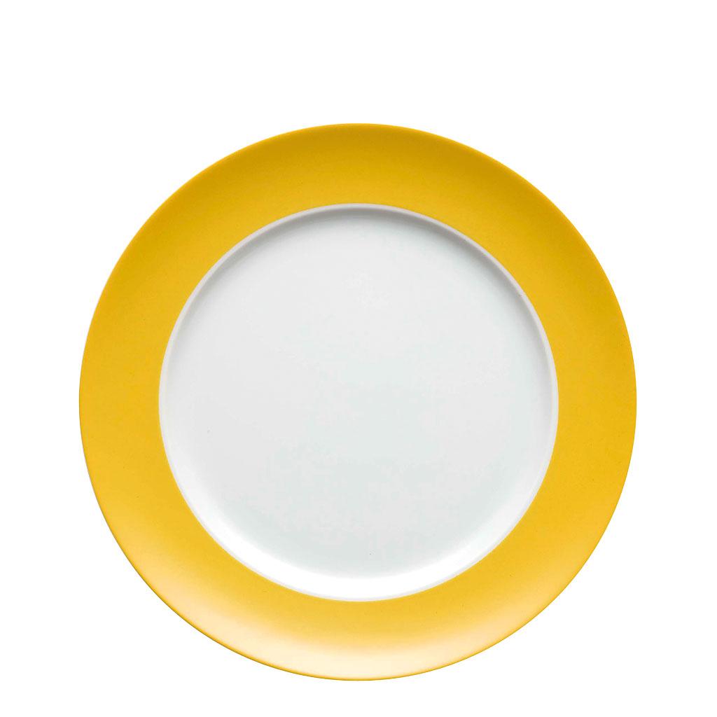 Speiseteller 27 cm Sunny Day Yellow Thomas Porzellan