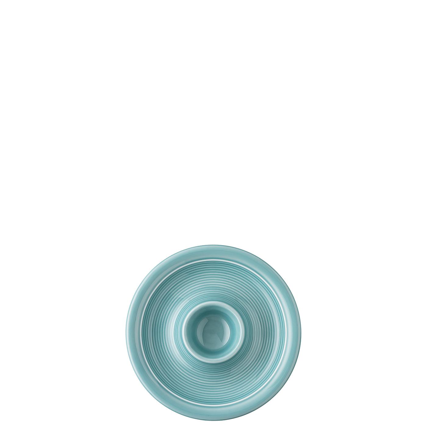 Eierbecher mit Ablage Trend Colour Ice Blue Thomas Porzellan
