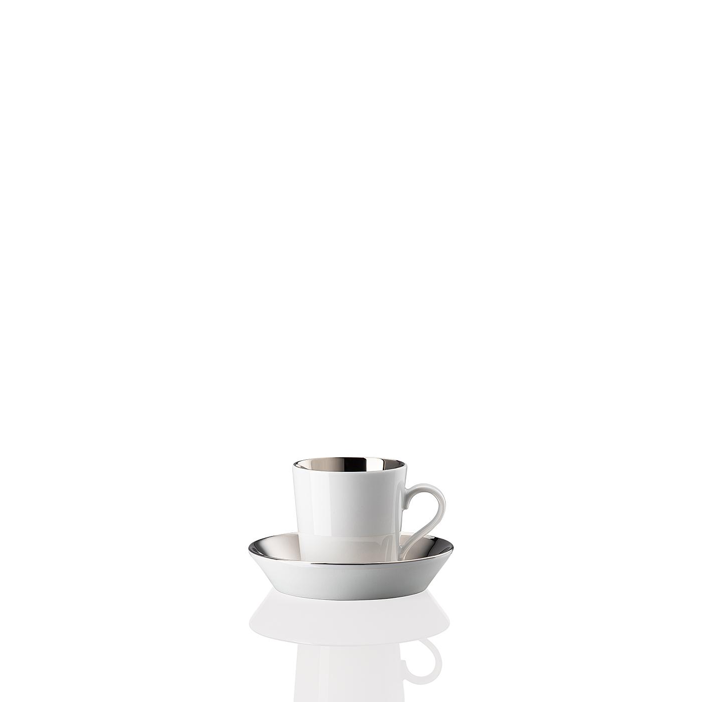Espresso/Mokkatasse 2tlg. Tric Moonlight Arzberg