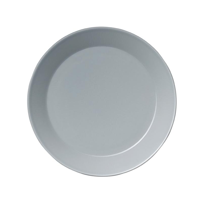 Teller - 21 cm - Perlgrau Teema pearl grey Iittala