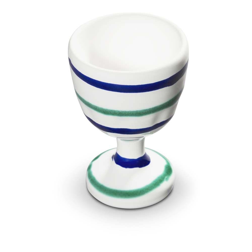 Eierbecher (H: 7,5cm) Traunsee Gmundner Keramik