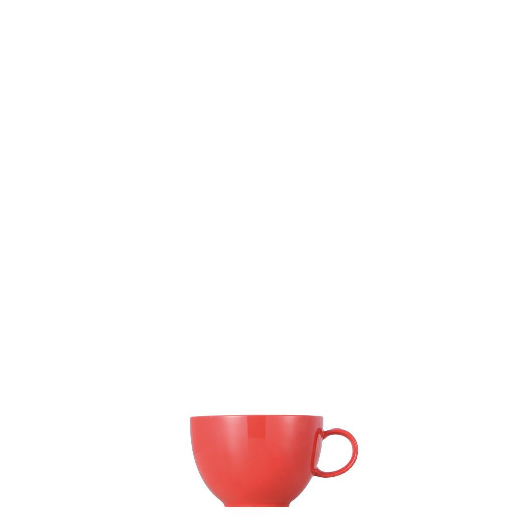 Tee-Obertasse Sunny Day New Red Thomas Porzellan
