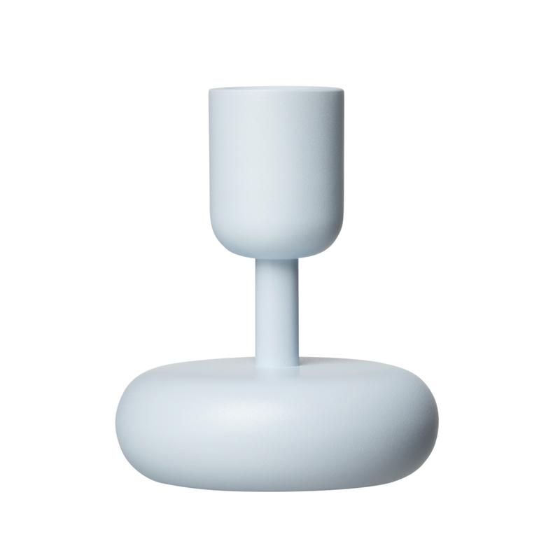 Kerzenleuchter – 10,7 cm - aqua Nappula Iittala