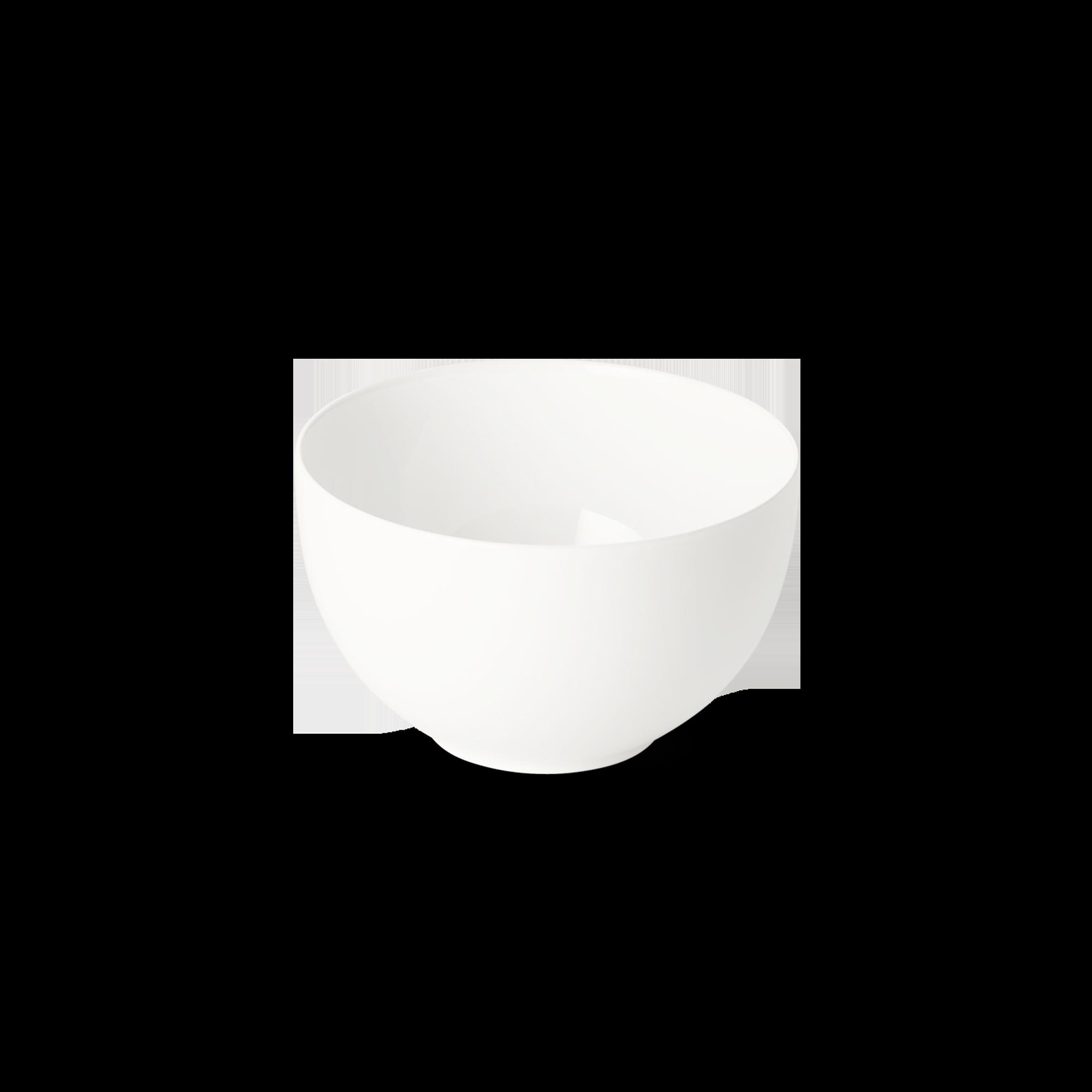 Bol 0,40 l 12,5 cm Fine Bone China Classic Weiss Dibbern