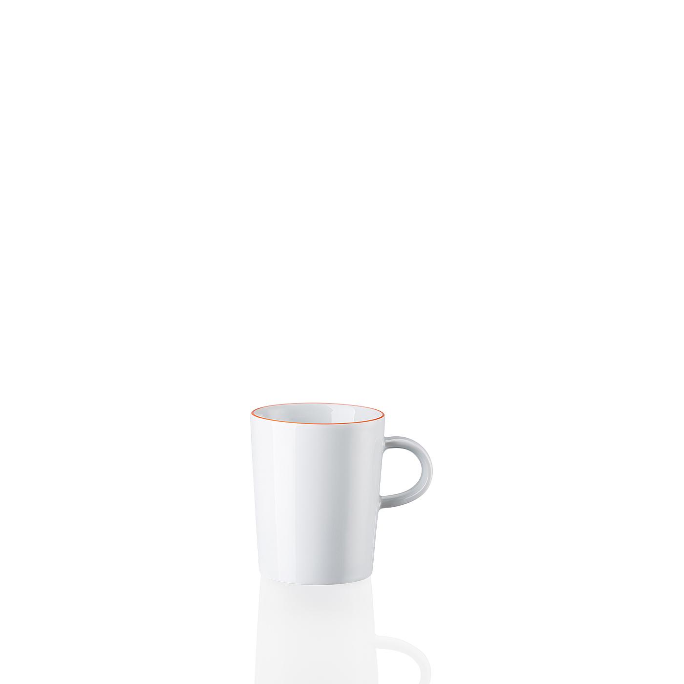 Becher mit Henkel Cucina-Basic Colori Red Arzberg