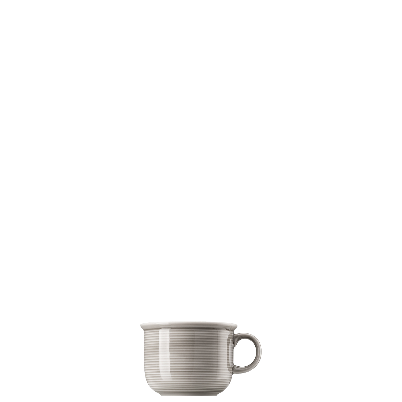 Kaffee-Obertasse Trend Colour Moon Grey Thomas Porzellan