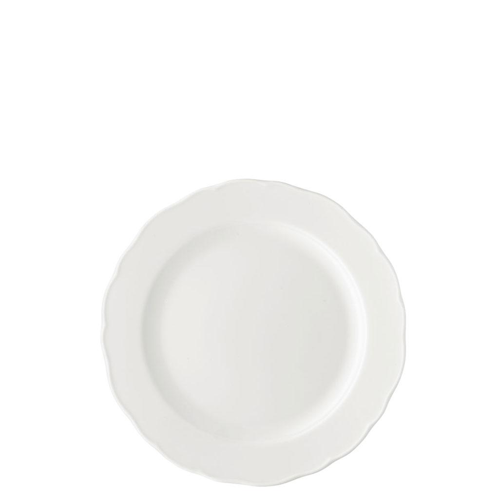 Frühstücksteller 21 cm/Fa Maria Theresia Weiss Hutschenreuther